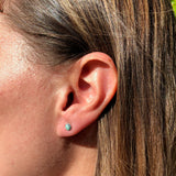 SEEKER - New Lander Round Earring
