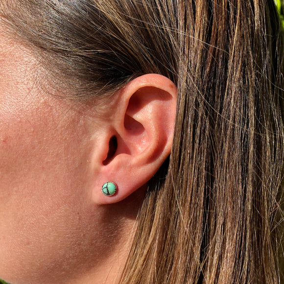 SEEKER - New Lander Oval Earring