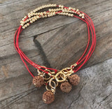 Wear A Prayer Bracelet (Red)