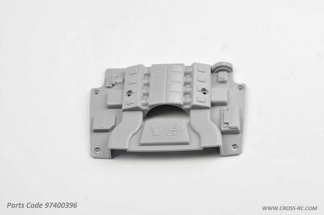 97400396 Scale Engine Hood: SG4