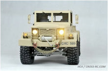 97400024 CROSS RC HC4 1/10 4x4 Scale Off Road Military Truck Kit