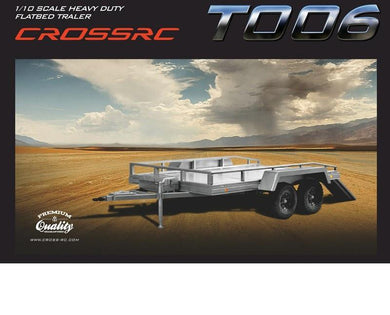 90100023 T006 Twin Axle Trailer Kit