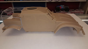 3D Printed Military Truck Body Kit