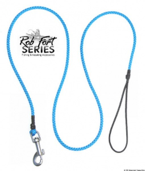 Rod/Paddle Leash - Plain/Swivel Clip - Rob Fort