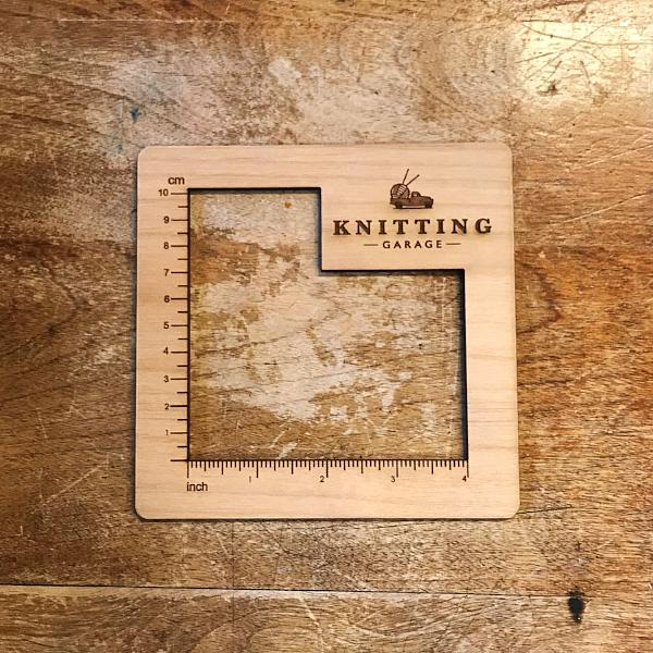Knitting Garage Gauge Swatch By Katrinkles