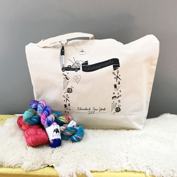 Rhinebeck Sheep & Wool 2018  Yearbook Tote