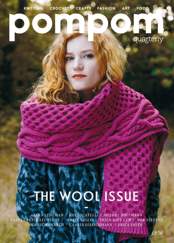 Pom Pom Magazine - Wool Issue