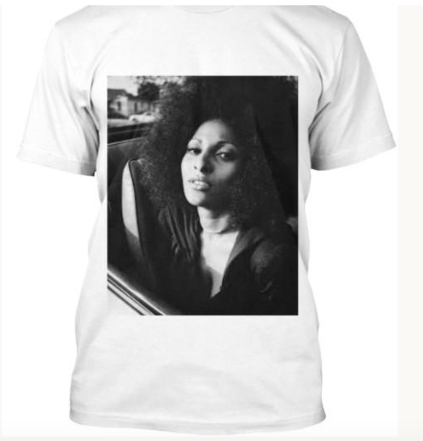 60313ae5 70's Icon Pam Grier T Shirt – Lawrence James