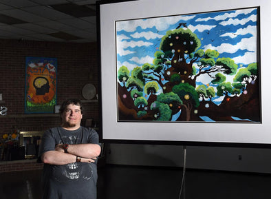 Art, Autism and Independence