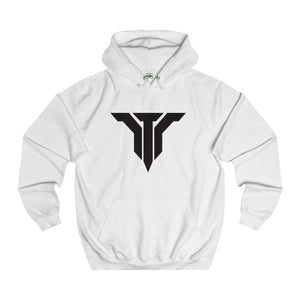 Dark Logo College Hoodie - ELTALMICKEY'S CLUB HOUSE