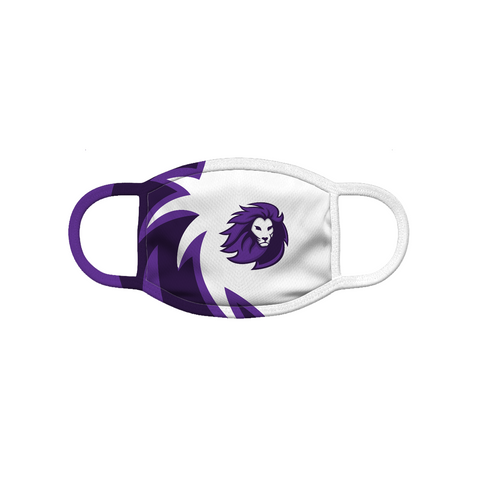 Lions Esports | Street Gear | Sublimated Custom Full Print Face Mask