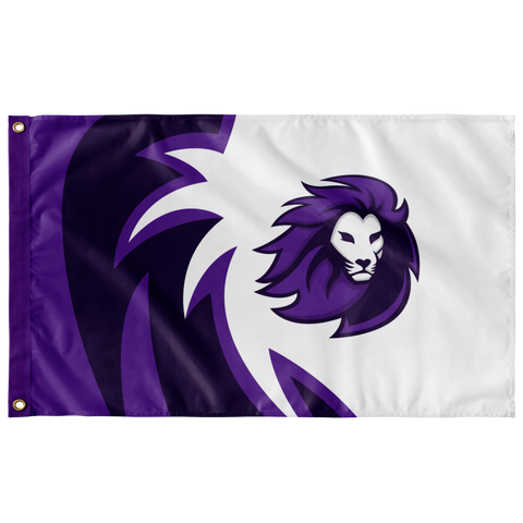 Lions Esports | Street Gear | Sublimated Flag