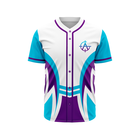 Aimless Gaming Baseball Jersey