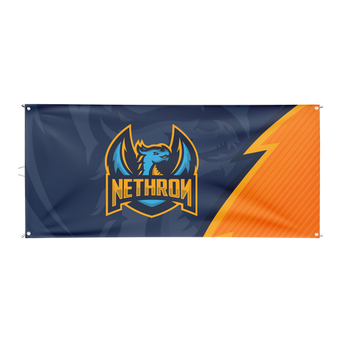 Nethron Esports Flag