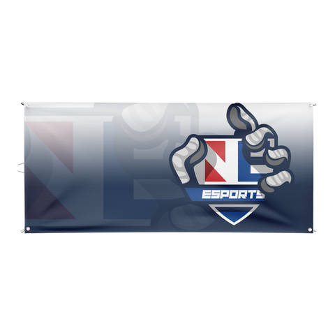 New England College eSports Flag