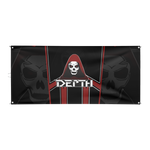 Depth Nation Gaming Flag
