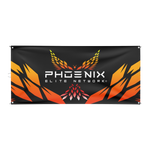 Phoenix Elite Network Flag