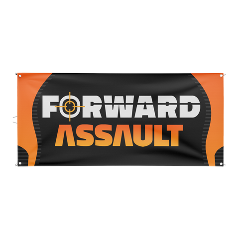 Forward Assault Flag