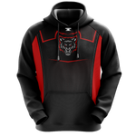 The Wolf Pack Pro-Hoodie [Black]