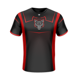 The Wolf Pack Jersey [Black]