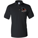 Chicago Lakehawks | Street Gear | Embroidered Jersey Polo Shirt