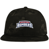 Houston Bombers | Street Gear | Embroidered Snapback Hat