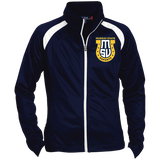 Murray State Esports | Street Gear | Embroidered Ladies' Raglan Sleeve Warmup Jacket