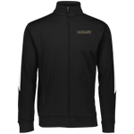 Oakland University Rocket League Club | Street Gear | Embroidered Performance Colorblock Full Zip