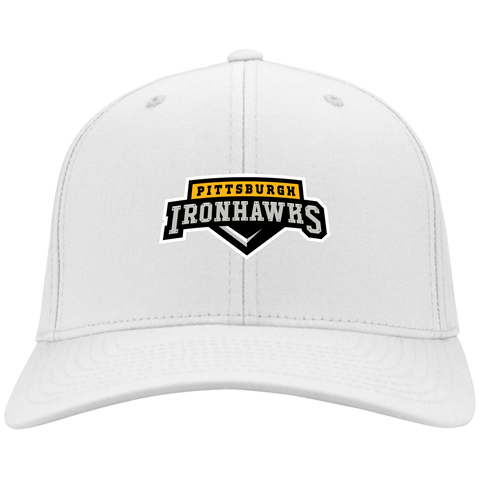 Pittsburgh Ironhawks | Street Gear | Embroidered Dad Hat