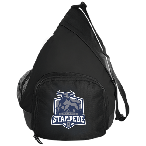 Dallas Stampede | Street Gear | Embroidered Active Sling Pack