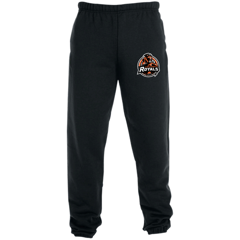 Cincinnati Royals | Street Gear | Embroidered Sweatpants with Pockets