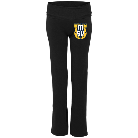 Murray State Esports | Street Gear | Embroidered Ladies' Yoga Pants