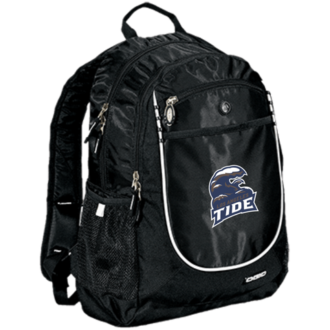 Los Angeles Tide | Street Gear | Embroidered Rugged Bookbag