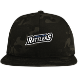 Carolina Rattlers | Street Gear | Embroidered Snapback Hat