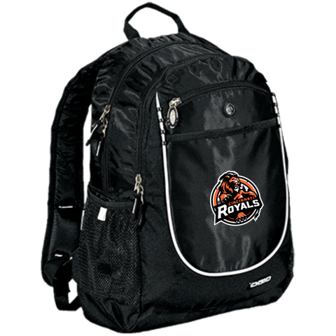 Cincinnati Royals | Street Gear | Embroidered Rugged Bookbag