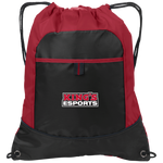 King's Esports | Street Gear | Embroidered Pocket Cinch Pack