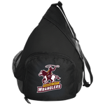 Kansas City Wranglers | Street Gear | Embroidered Active Sling Pack