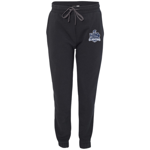 Indianapolis Gladiators | Street Gear | Embroidered Adult Fleece Joggers