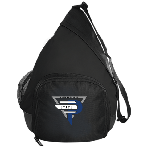 Esports at Penn State Altoona | Street Gear | Embroidered Active Sling Pack