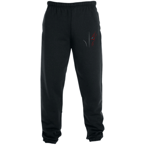 M8TRIXGames | Street Gear | Embroidered Sweatpants with Pockets