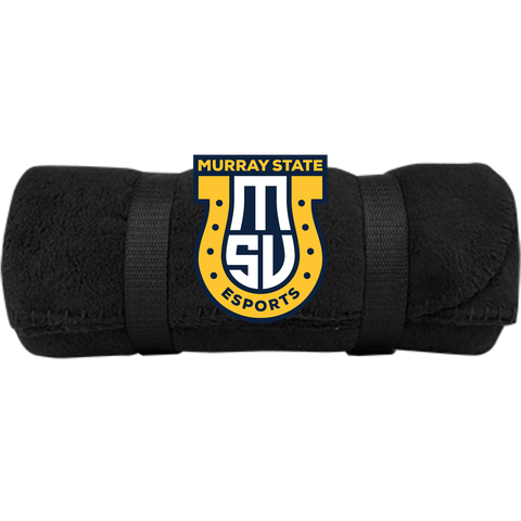 Murray State Esports | Street Gear | Embroidered Fleece Blanket