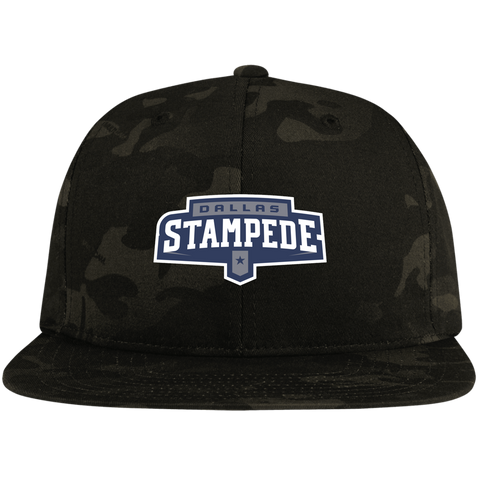 Dallas Stampede | Street Gear | Embroidered Snapback Hat