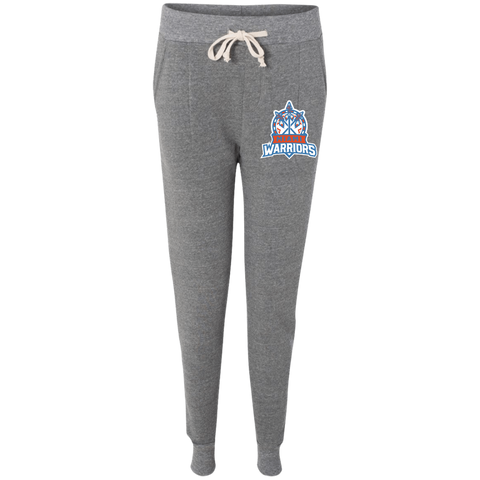 Miami Warriors | Street Gear | Embroidered Ladies' Fleece Jogger