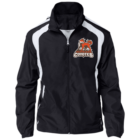 Cleveland Coyotes | Street Gear | Embroidered Jersey-Lined Jacket