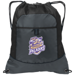 Baltimore Paladins | Street Gear | Embroidered Pocket Cinch Pack