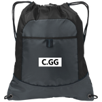 ClashGG | Street Gear | Embroidered Pocket Cinch Pack