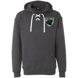 Oklahoma City Cyclones | Street Gear | Embroidered Heavyweight Sport Lace Hoodie