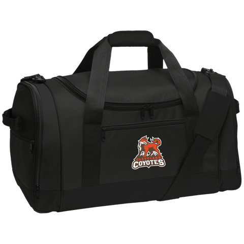 Cleveland Coyotes | Street Gear | Embroidered Travel Sports Duffel