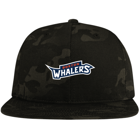 Boston Whalers | Street Gear | Embroidered Snapback Hat