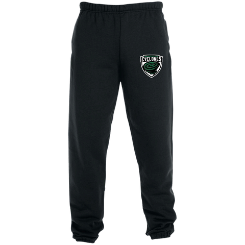 Oklahoma City Cyclones | Street Gear | Embroidered Sweatpants with Pockets